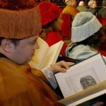 Celebración de Santo Tomás de Aquino con la investidura de nuevos titulados
