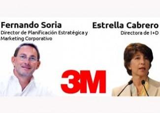 Club de Emprendimiento Corporativo con Estrella Cabrero y Fernando Soria de 3M