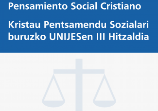 UNIJESen III. Sinposioa: Kristau Pentsaera Soziala