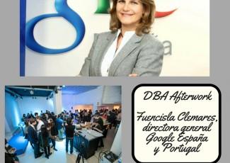 DBA Afterwork con Fuencisla Clemares en Azkuna Zentroa en Bilbao