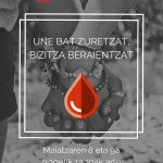 Campaña de donantes de sangre