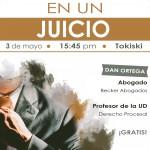 """""""Cómo actuar en un juicio"""", conferencia organizada por ELSA"""
