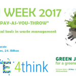 Green Week 2017. Workshop on pay-as-you-throw (PAYT)