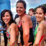"""Travesía a nado por equipos de """"Empresas que se mojan"""" 2017"""