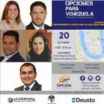 Opciones para Venezuela