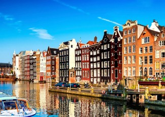 Deusto Business School visits Amsterdam, The Netherlands