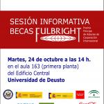 Sesión informativa Becas Fulbright