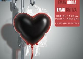 Donaciones de sangre