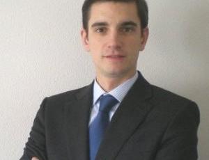 Deustalks Pedro Garridorekin, BBVAko Director Corporate Loans UK & Northern Europe