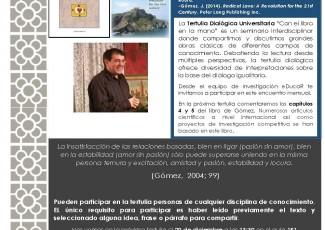 Tertulia Dialógica Universitaria