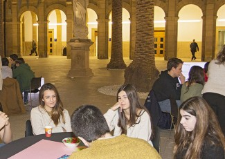 Law Faculty Workshops for Bachillerato students