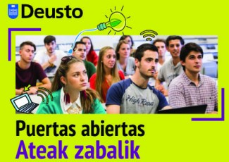 Open Days at the San Sebastian and Bilbao campuses