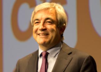 Lidergoko Bazkariak Luis Garicanorekin (Ciudadanoseko (Cs) Ekonomia eta Enplegu arloko arduraduna)