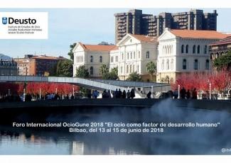 OcioGune 2018 Nazioarteko Foroa: