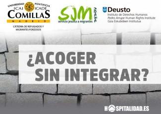 Presentación de ¿Acoger sin integrar?, un trabajo sobre el sistema de acogida e integración de los solicitantes y beneficiarios de protección internacional