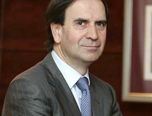 Juan Ignacio López Gandasegui, presidente de Aernnova