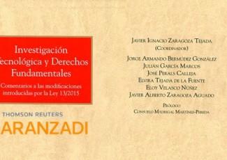 """Presentación del libro: """"Investigación Tecnológica y Derechos Fundamentales"""""""