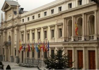 Espainiako Senatua ezagutu nahi duzu?