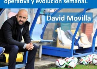 Clase magistral teorico-práctica con David Movilla: