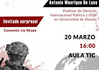 Seminar on the Right to War organised by ELSA Deusto