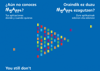 Semana de orientación MyApps. ¿Aún no conoces MyApps?  Aula TIC resuelve tus dudas