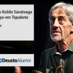 Encuentro con Koldo Saratxaga - Programa Talentia