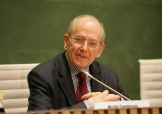Conferencia DeustoForum Gipuzkoa. Michel Camdessus: La escena de este drama es el mundo (política y globalización)
