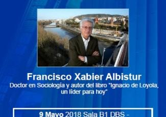 Xabier Albistur:
