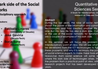 The Dark side of the Social Networks. An interdisciplinary approach by Estibaliz Linares, José Gaviria & Borja Sanz