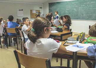 Acto de graduación de estudiantes del Colegio Jesuitak Donostia