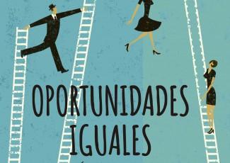 Presentación del libro Oportunidades iguales de Mirian Izquierdo
