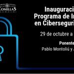 Inauguración del Programa de Innovación en Ciberseguridad (PIC)