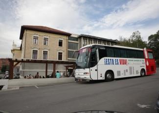 Donaciones de sangre en la Universidad - Campus Bilbao