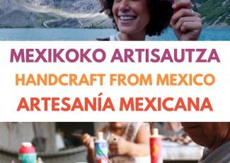 Puesto de Artesanía Mexicana