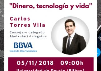 DeustoForum. Carlos Torres Vila (BBVA):