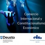 Comercio Internacional y Constitucionalismo Económico