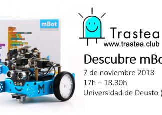 Trastea.club para profesorado: Descubre mBot