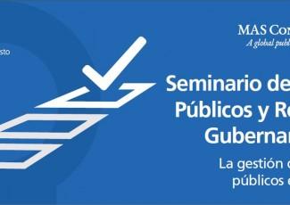 Quo vadis sinistra? Presentación de la 4ª edición del Seminario de Asuntos Públicos y Relaciones Gubernamentales