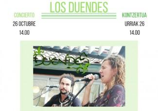 Los Duendes Concert