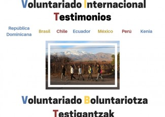 Testimonios Voluntariado Internacional 2018