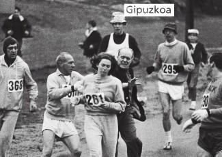DeustoForum Gipuzkoa. Pioneras - Kathrine Switzer