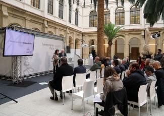 Exposición Plaza de la Memoria en la Universidad de Deusto
