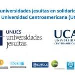 Solidaridad con Nicaragua. El vicerrector de la UCA en Deusto