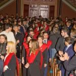 Acto de Graduación de la Facultad de Derecho