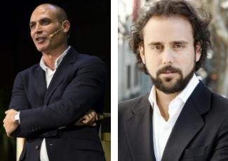 #TopDisruptive Bernardo Hernández eta Ignacio Maluquerrekin