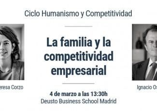 La familia y la competitividad empresarial