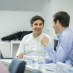 Elkarrizketa pertsonalak Executive MBA Blended-ena  Santanderren