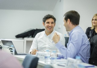 Elkarrizketa pertsonalak Executive MBA Blended-ena Sevillan