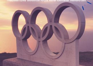 Voluntariado Internacional en grandes eventos deportivos