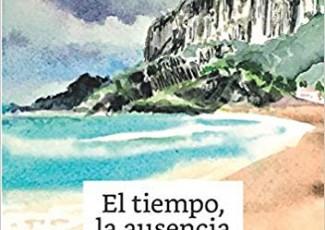 """Liburuaren aurkezpena: """"El tiempo, la ausencia"""", Javier San Salvador"""